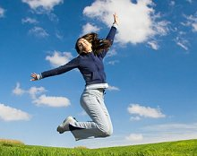 Stop Smoking. Library Image: Jump for Joy